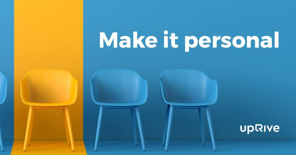 make a facebook ads pitch personal